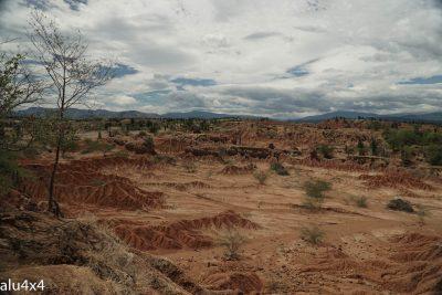 022 Tatacoa-Wüste